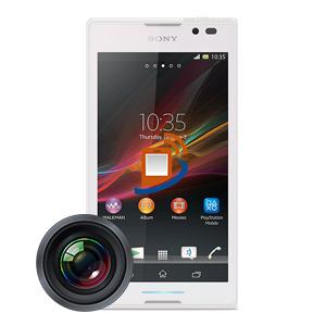 Sony Xperia C Rear Camera Repair