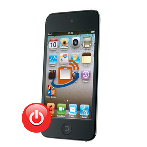 iPod 4 Power Button Repair