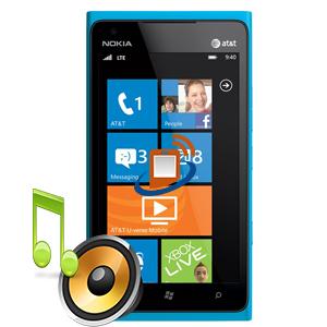 Nokia Lumia 800 Loudspeaker Repair