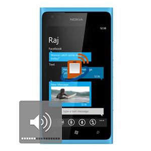 Nokia Lumia 900 Volume & Mute Buttons Repair