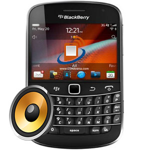 BlackBerry Bold 9900 Earpiece Repair