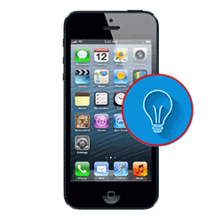 iPhone 5 LCD BackLight repair