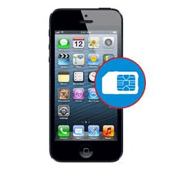 iPhone 5 Sim Reader Repair