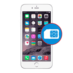 iPhone 6 Plus SIM Reader Repair