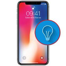 iPhone X LCD Back Light Repair Dubai