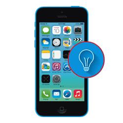 iPhone 5C LCD Back Light repair