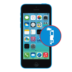 iPhone 5C Motherboard Problem