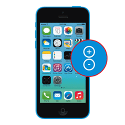 iPhone 5C Volume and Mute Button Replacement