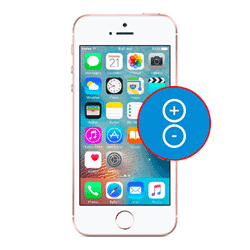 iPhone SE Volume and Mute Button replacement