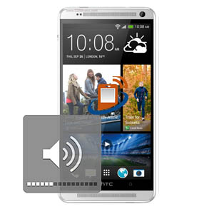 HTC One Max Volume & Mute Buttons Repair