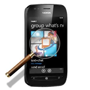 Nokia Lumia 710 Unknown Fault / Problem Diagnosis