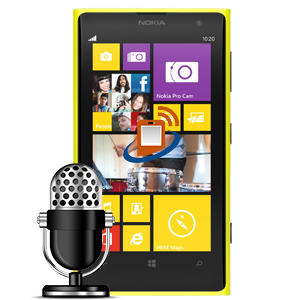 Nokia Lumia 1020 Microphone Repair