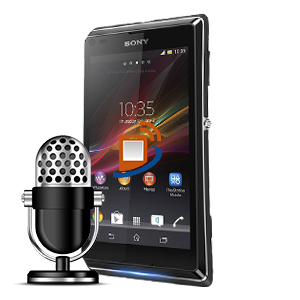 Sony Xperia L Microphone Repair