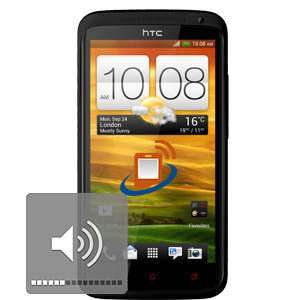 HTC One X Plus Volume & Mute Buttons Repair