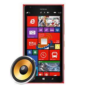Nokia Lumia 1520 Earpiece Repair