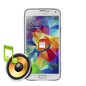 Samsung S5 Loudspeaker Repair