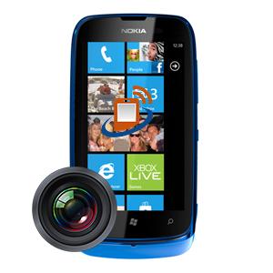 Nokia Lumia 610 Rear Camera Repair