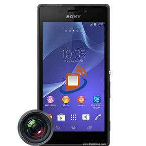 Sony Xperia M 2 Rear Camera Repair