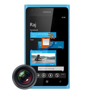 Nokia Lumia 900 Rear Camera Repair