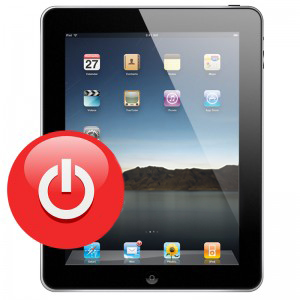 iPad Power Button Reapir
