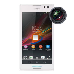 Sony Xperia C Front Camera Repair