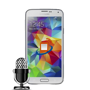Samsung S5 Microphone Repair