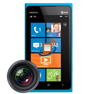 Nokia Lumia 800 Rear Camera Repair