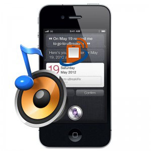 iphone 4S Loud Speaker