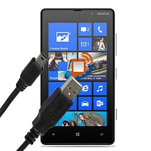 Nokia Lumia 820 USB / Charging Port Repair