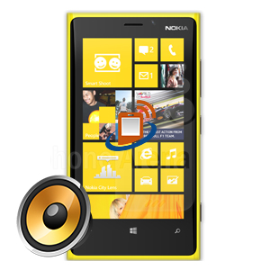 Nokia Lumia 920 Earpiece Repair