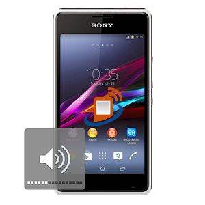 Sony Xperia E1 Dual Volume & Mute Buttons Repair