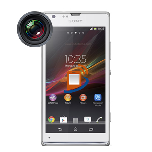 Sony Xperia SP Front Camera Repair
