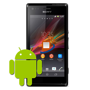 Sony Xpeira ZR Software Faults