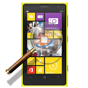 Nokia Lumia 1020 Unknown Fault / Problem Diagnosis