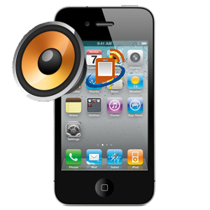 iPhone 4 Earpiece