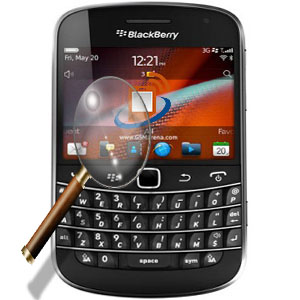 BlackBerry Bold 9900 Unknown Fault / Problem Diagnosis