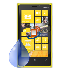 Nokia Lumia 920 Water / Liquid Damag Recovery
