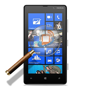 Nokia Lumia 820 Unknown Fault / Problem Diagnosis