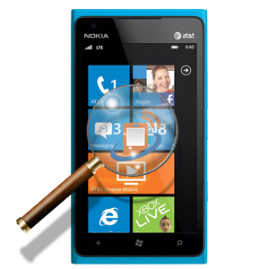 Nokia Lumia 800 Unknown Fault / Problem Diagnosis