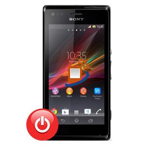 Sony Xpeira M Power Button Repair