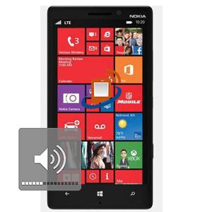 Nokia Lumia 1320 Volume & Mute Buttons Repair