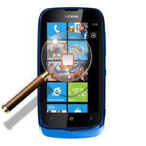 Nokia Lumia 610 Unknown Fault / Problem Diagnosis