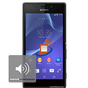 Sony Xperia M 2 Volume & Mute Buttons Repair