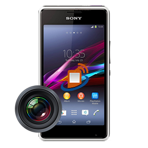 Sony Xperia E1 Rear Camera Repair