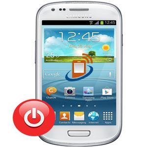 Samsung S3 Mini Power Button Repair