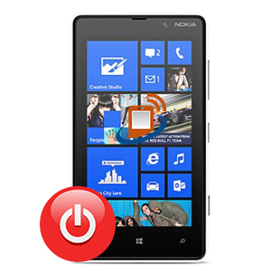 Nokia Lumia 820 Power Button Repair
