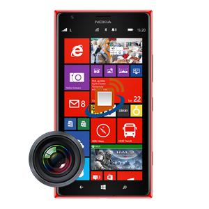 Nokia Lumia 1520 Rear Camera Repair