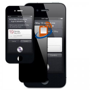 iPhone 4S Front Screen & Rear Cover