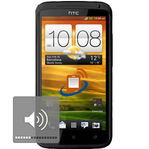 HTC One X Volume & Mute Buttons Repair