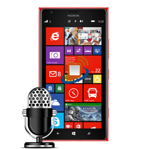 Nokia Lumia 1520 Microphone Repair